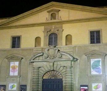 teatri storici delle marche