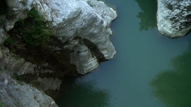 Canyon di Fossombrone: le Marmitte dei Giganti a San Lazzaro