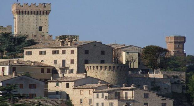 Offagna, la Rocca delle Feste Medievali