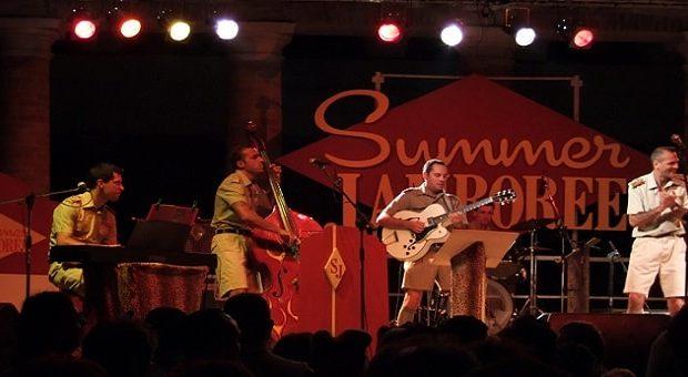 Un concerto del Summer Jamboree