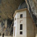 Tempio del Valadier: dettaglio