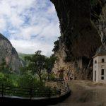 Tempio del Valadier: panorama
