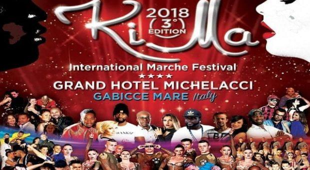 Locandina del KiMA - International Marche Festival 2018
