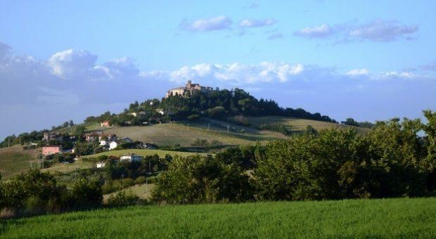 I 9 castelli di Arcevia, il castello di Piticchio