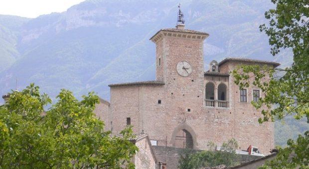 Festival dei Brutti Piobbico 2018, il Palazzo Brancaleoni