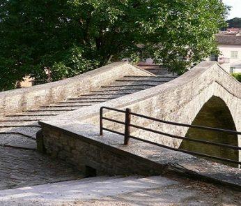 Ponte medievale di Apecchio