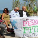 Pesaro in Fitness: organizzazione