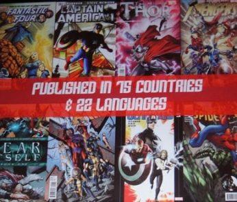 Ancona Comix & Games 2018, fumetti Marvel