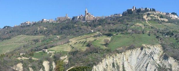 Panorama di Ripatransone