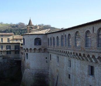 Cosa vedere a Urbania: il Palazzo Ducale con i Musei Civici