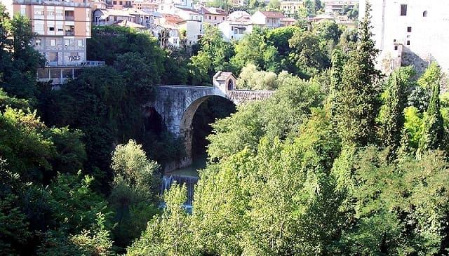 Giornate FAI Autunno 2018 nelle Marche, il Ponte Di Cecco ad Ascoli Piceno