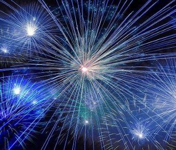 Capodanno nelle Marche 2019, fuochi d'artificio