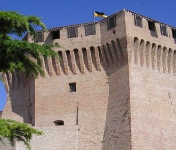 Cosa vedere a Mondavio: il mastio della Torre Roveresca