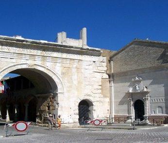Fano, l'Arco di Augusto