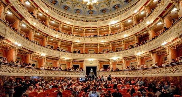 Teatro Marche inverno 2019