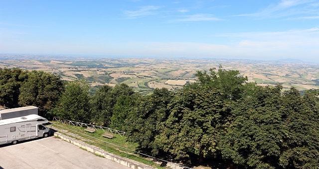 Borghi più belli d'Italia: Cingoli