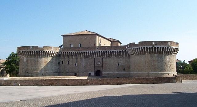 I nostri figli a Senigallia: la Rocca Roveresca