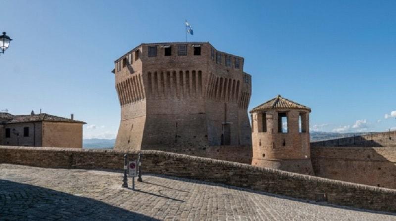 Rocca di Mondavio, Itinerari della Bellezza