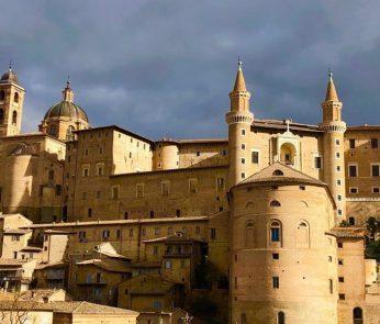 Urbino, Itinerari della Bellezza