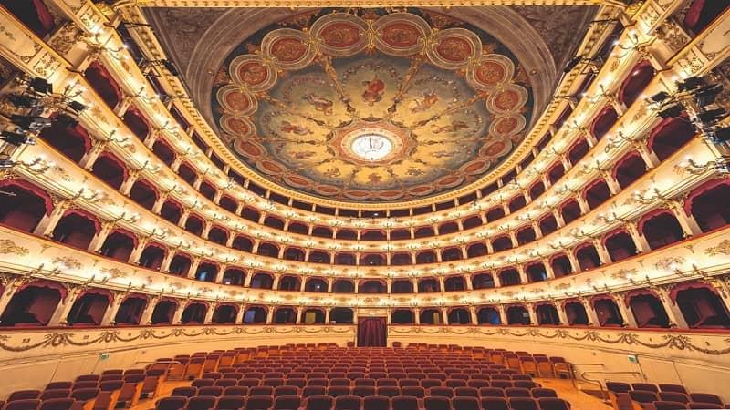 Teatro Marche estate 2019. Teatro Rossini di Pesaro, Itinerari della Bellezza