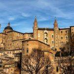 Vista di Urbino, Itinerari della Bellezza