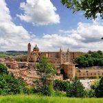 Panoramica di Urbino, Itinerari della Bellezza