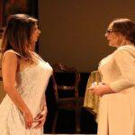 Ornella Muti al Teatro La Fenice di Senigallia
