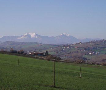 Montagne nelle Marche: Monte Catria
