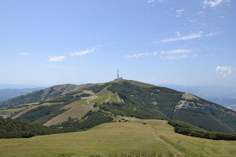 Montagne nelle Marche: Monte Nerone