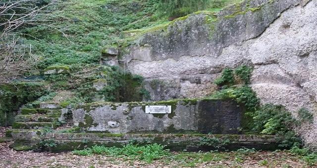 Osimo, Fonte Magna