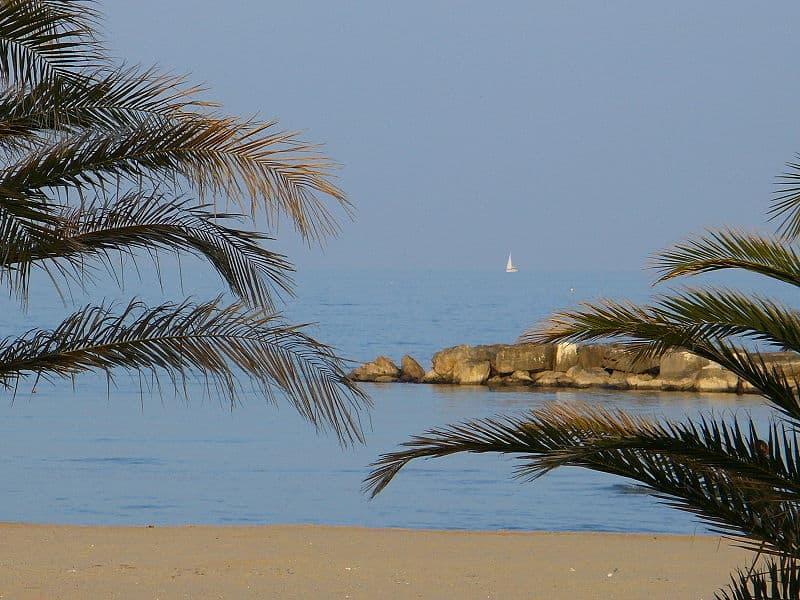 San Valentino nelle Marche: la spiaggia di San Benedetto del Tronto