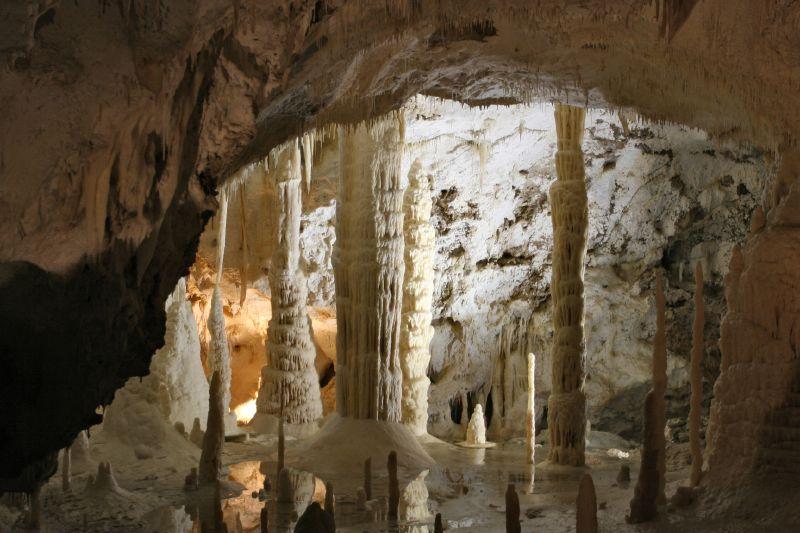 Turismo nelle Marche 2019: Grotte di Frasassi