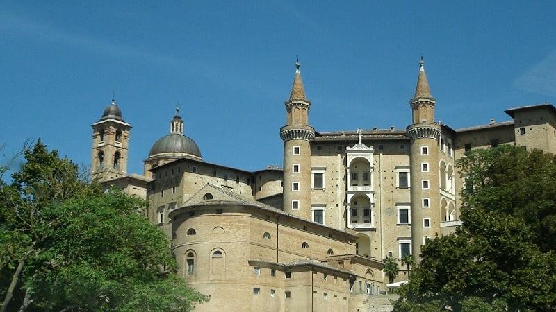 Turismo nelle Marche 2019: Urbino