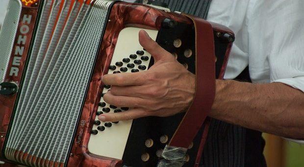 SAE - Suoni Arcaici Espropriati: fisarmonica