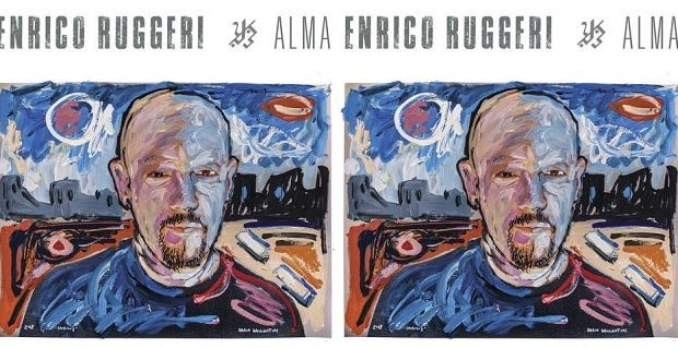Enrico Ruggeri a Marotta, l'album Alma