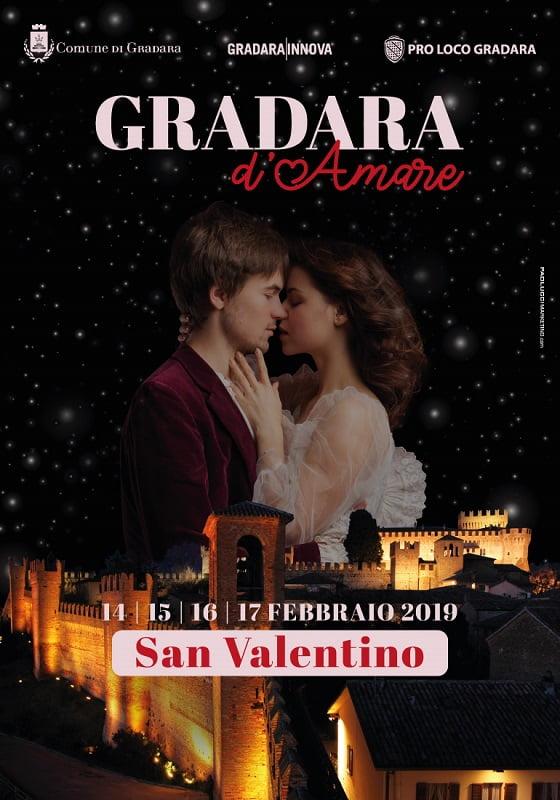 Gradara d'Amare 2019: locandina