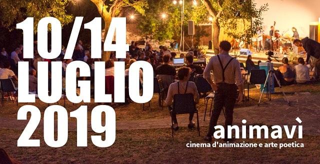 Animavì festival 2019: date
