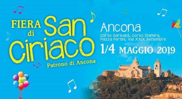 Fiera di San Ciriaco Ancona 2019: locandina