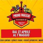Primo Maggio Agraria 2019: locandina