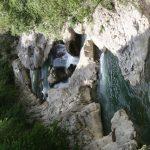 Cantiano, acque del torrente Burano - foto G. Traversini