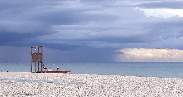 Bandiere Blu 2019 Marche: la spiaggia di Marotta