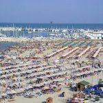 Spiaggia e Porto turistico di Civitanova Marche