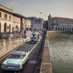 Summer Jamboree Senigallia, sfilata auto d'epoca: Foto di Giovanni Cocco