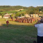 Campo di battaglia a Sant'Angelo in Vado