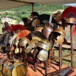 Elmetti romani a Sant'Angelo in Vado
