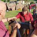 Lavori medievali a Sant'Angelo in Vado