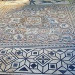 Mosaico Domus Romana a Sant'Angelo in Vado