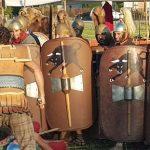 Scudi difensivi a Sant'Angelo in Vado