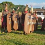 Truppe a Sant'Angelo in Vado