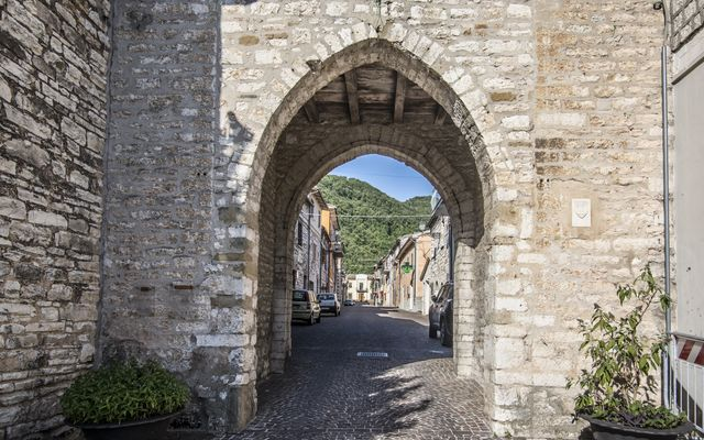 Serra Sant'Abbondio Credits Dino Ruzziconi